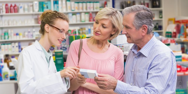 Ray Pharmacy Oakville is Proud to Serve the Elderly